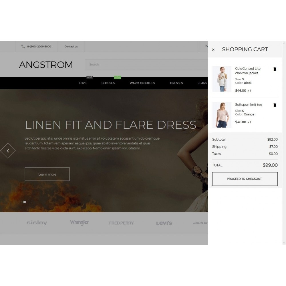 theme - Mode & Schoenen - Angstrom Fashion Store - 7