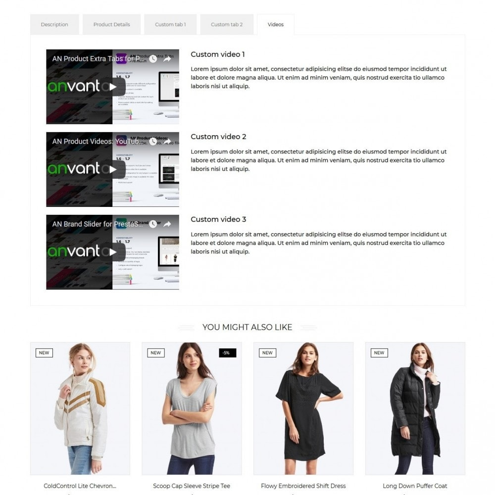 theme - Mode & Schuhe - Angstrom Fashion Store - 9