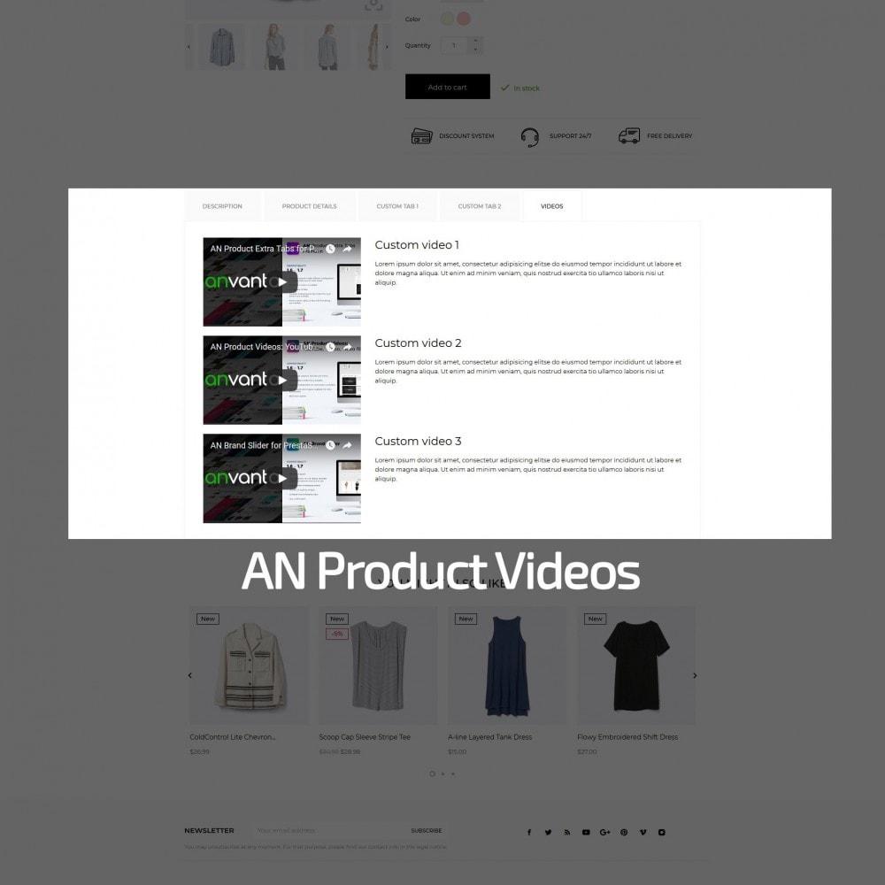 theme - Mode & Schoenen - Dnevniq Fashion Store - 7