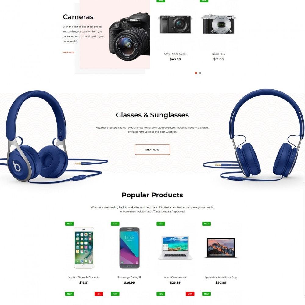 theme - Electrónica e High Tech - Bolsus - High-tech Shop - 3