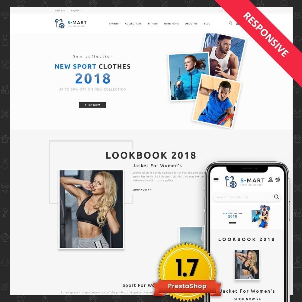 theme - Moda & Obuwie - Shop Mart Sports Fashion - 1