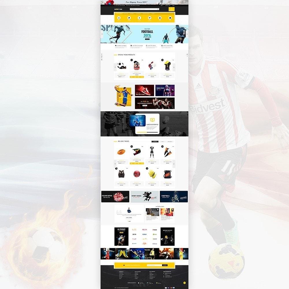 theme - Sport, Activiteiten & Reizen - SportyGo– Sport Super Store - 2