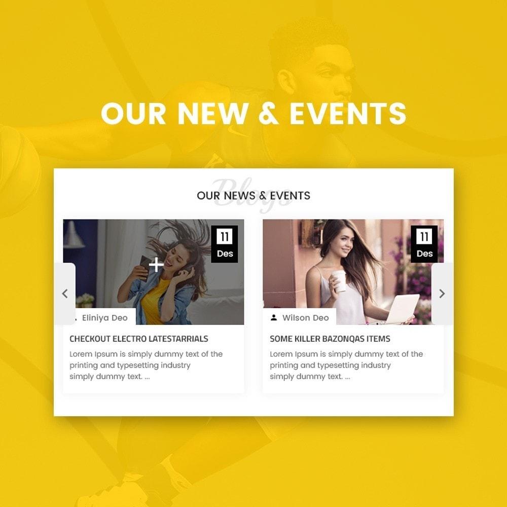theme - Sport, Aktivitäten & Reise - SportyGo– Sport Super Store - 8