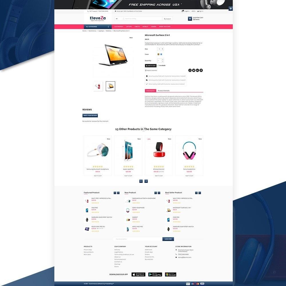 theme - Elektronik & High Tech - eleveza– Electronices Super Store v2 - 4