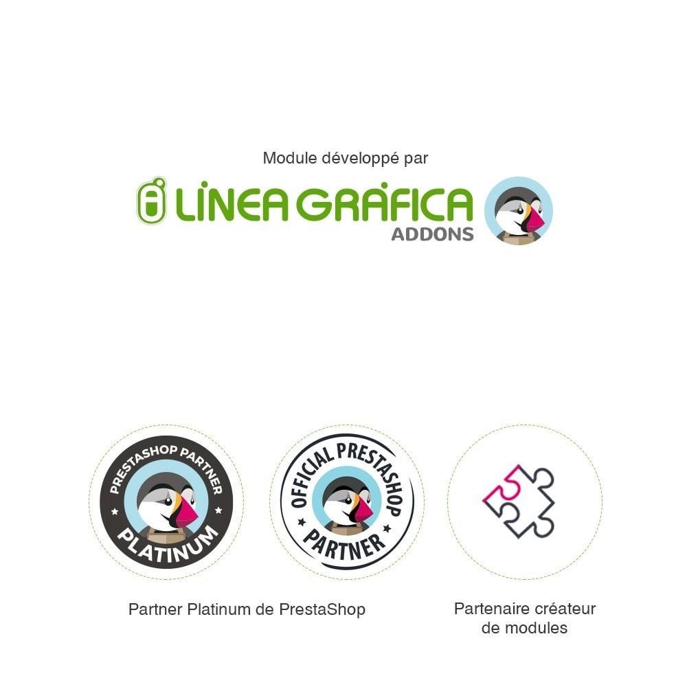 module - Sécurité & Accès - Captcha - reCaptcha - Anti Spam Protection - 10