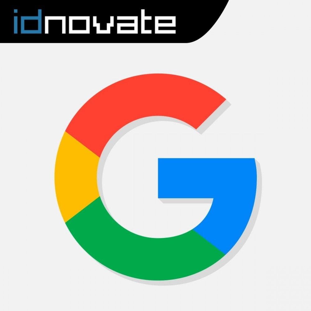 module - SEO (Indicizzazione naturale) - Google Sitelink Searchbox - 1