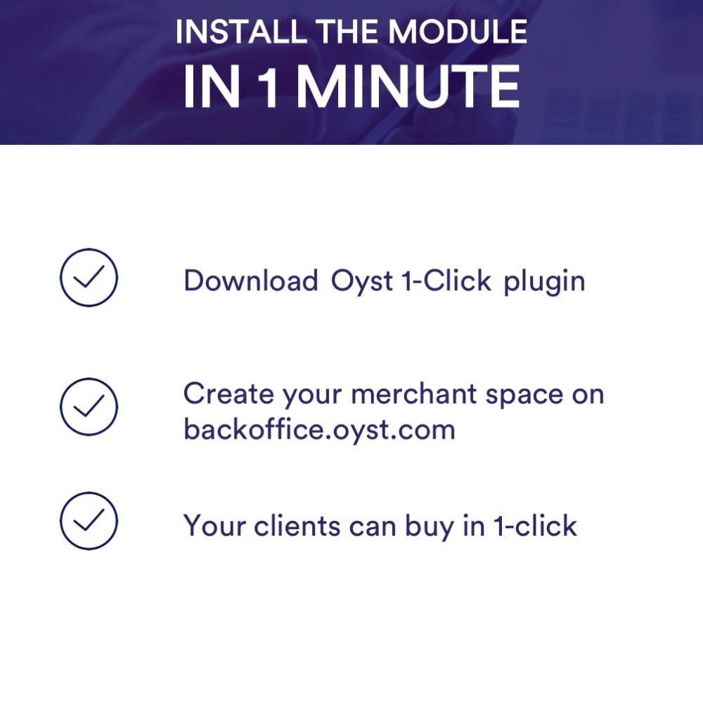 module - Zahlung per Kreditkarte oder Wallet - Oyst - 7