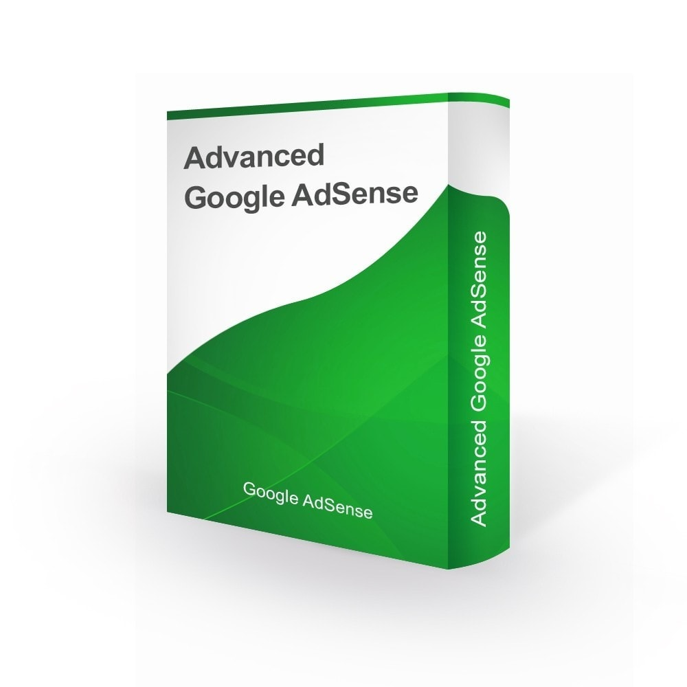 module - Analytics & Statistics - Integration Google AdSense - 1