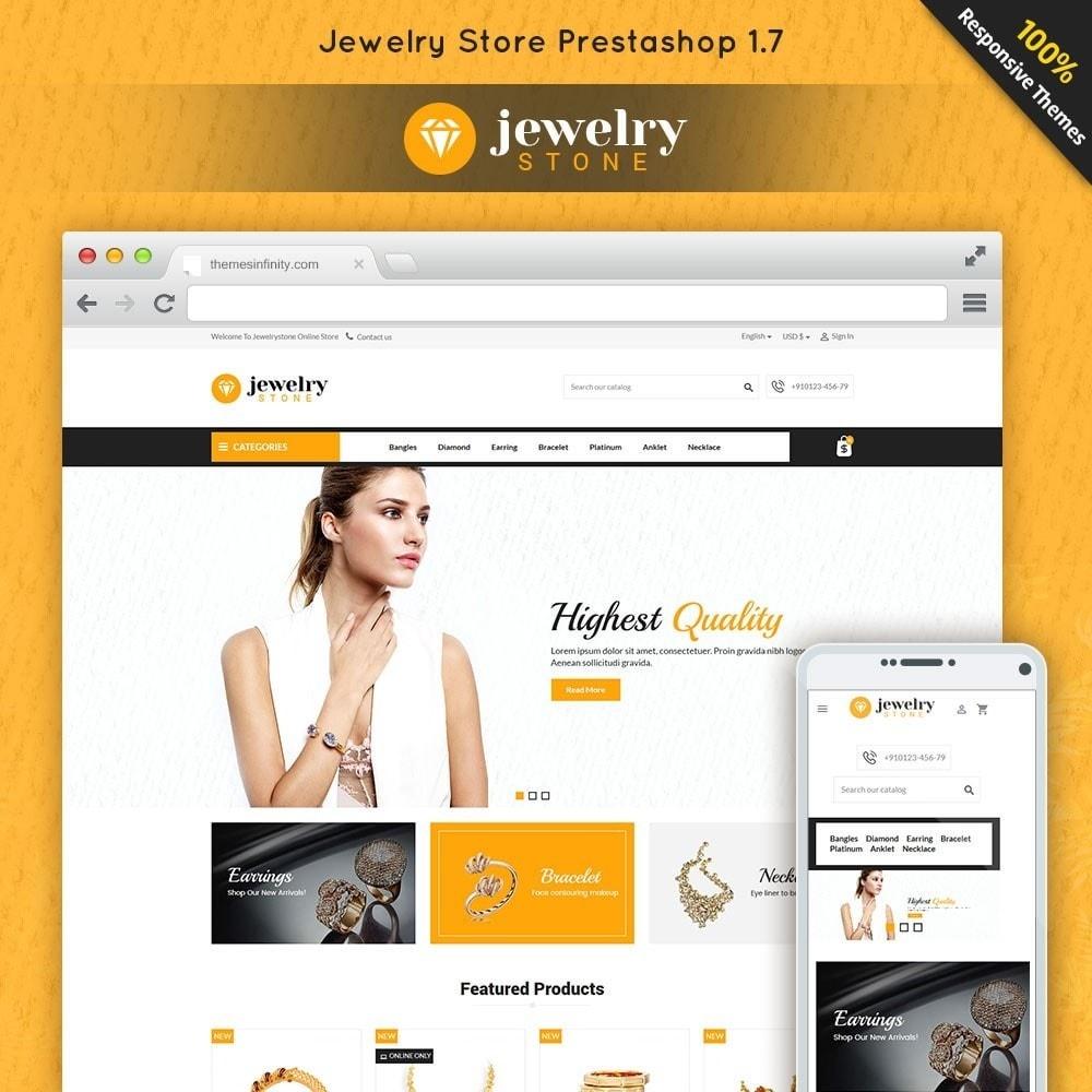 theme - Bellezza & Gioielli - Jewelrystone - Jewelry Online Store - 1