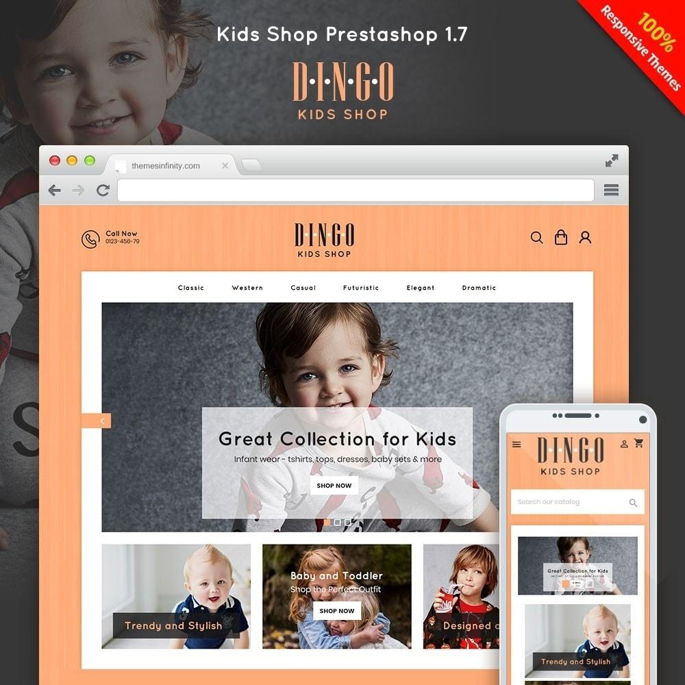 theme - Crianças & Brinquedos - Dingo - Kidswear Online Store - 1