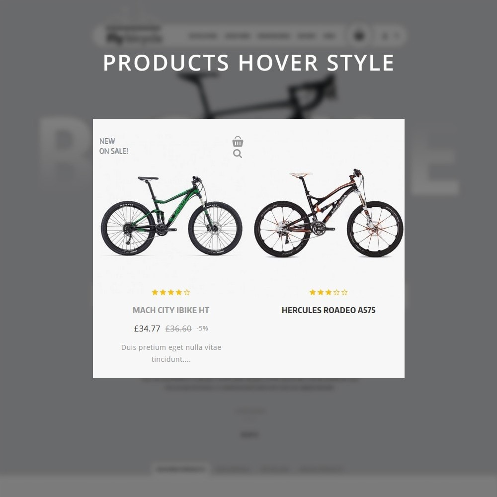 theme - Automotive & Cars - Flybicycle Store - 11