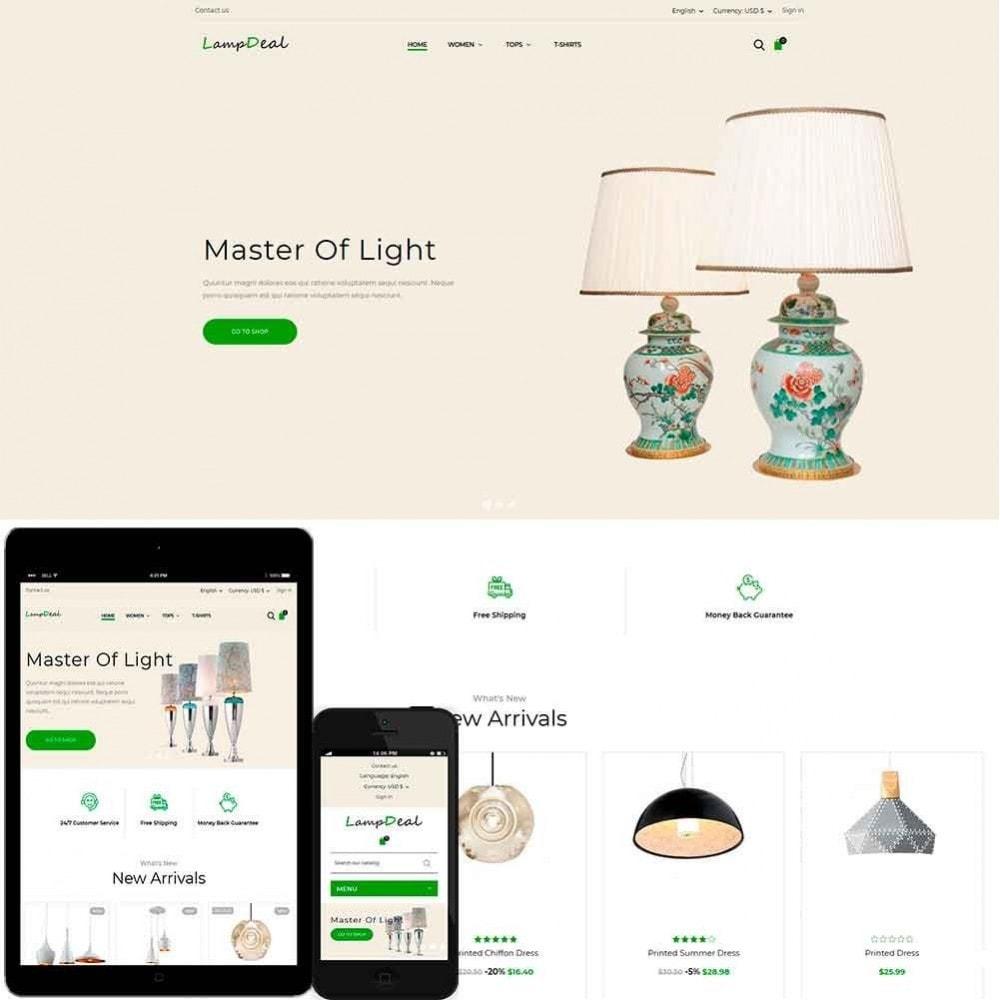 theme - Home & Garden - LampDeal - 1
