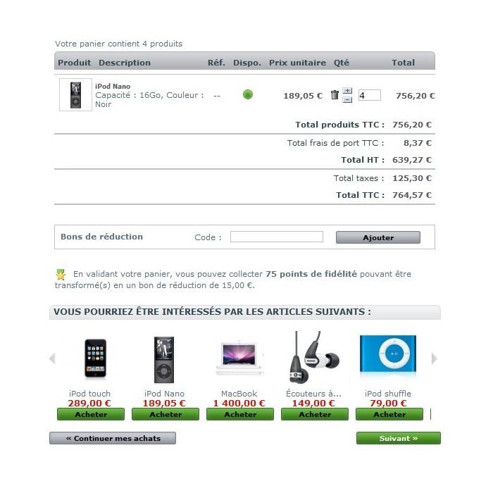 module - Cross-selling & Product Bundles - J2T X Product Up-sells / Cross-Sells / Related Products - 12