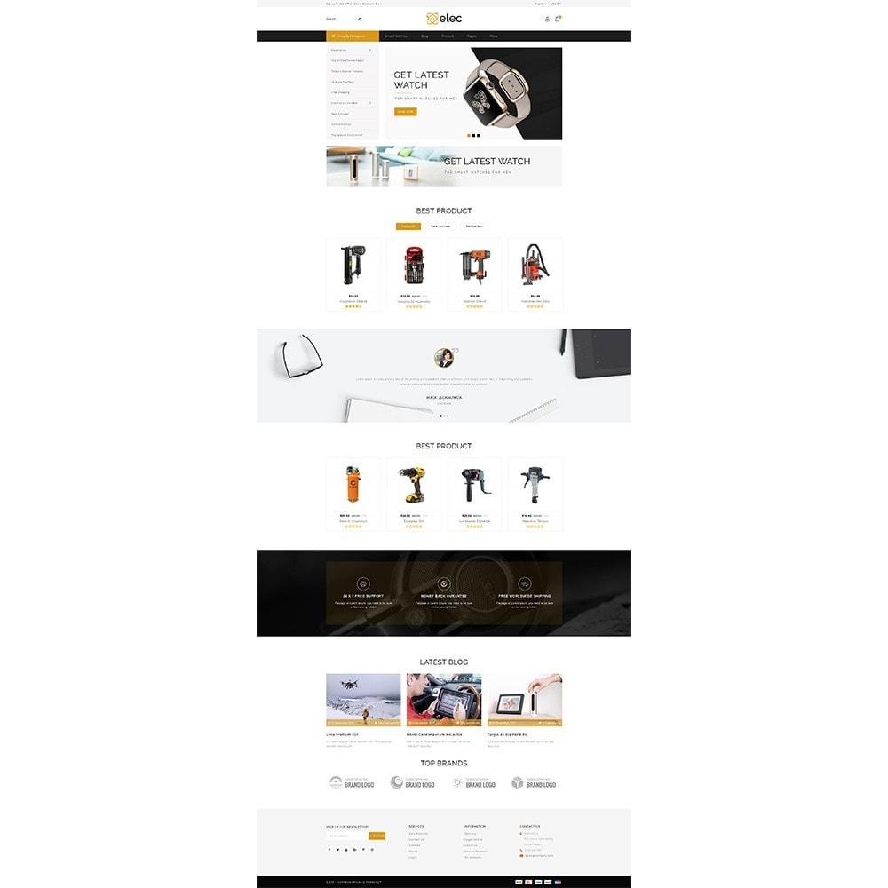 theme - Electronics & Computers - Elec Electronic Store - 2