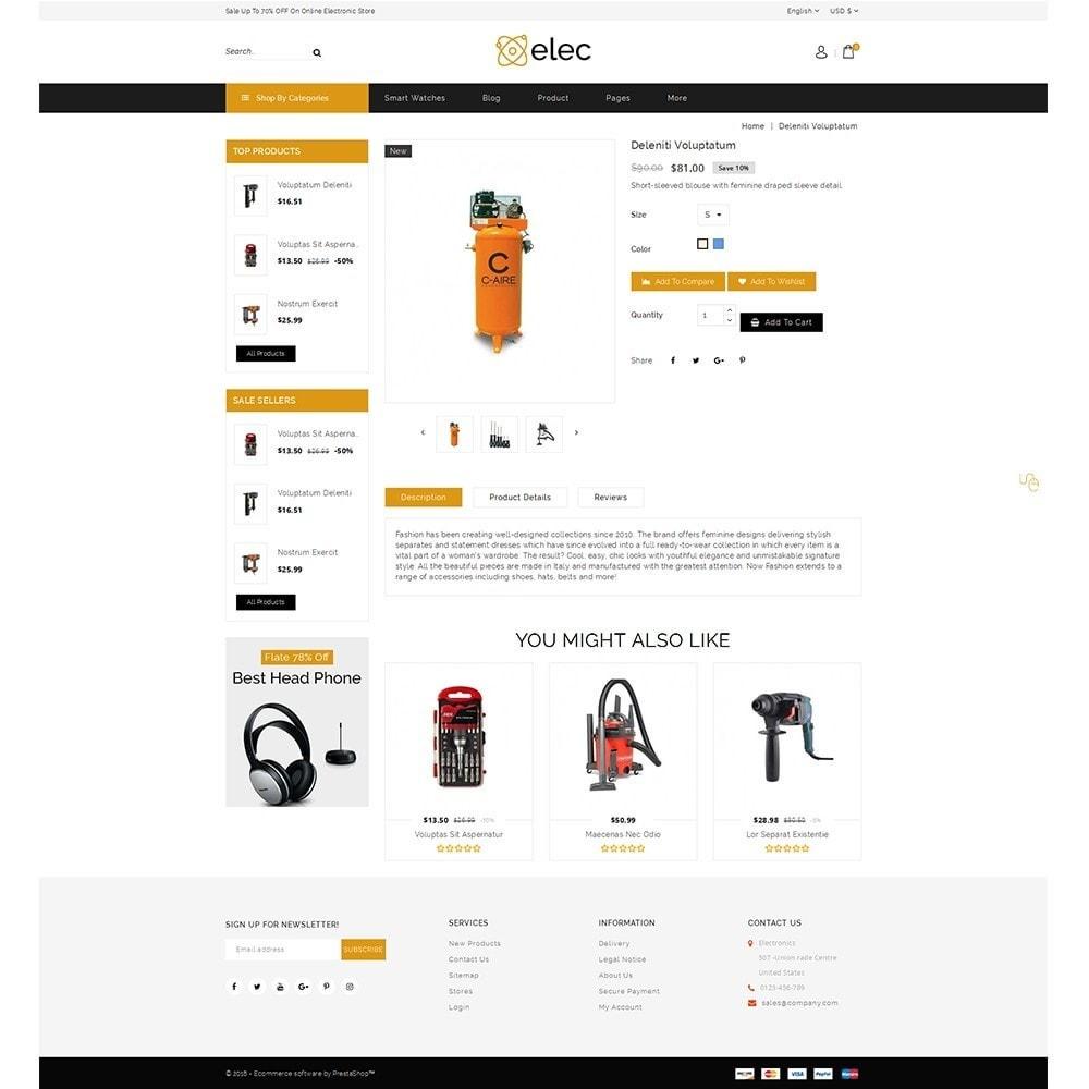 theme - Electronics & Computers - Elec Electronic Store - 5