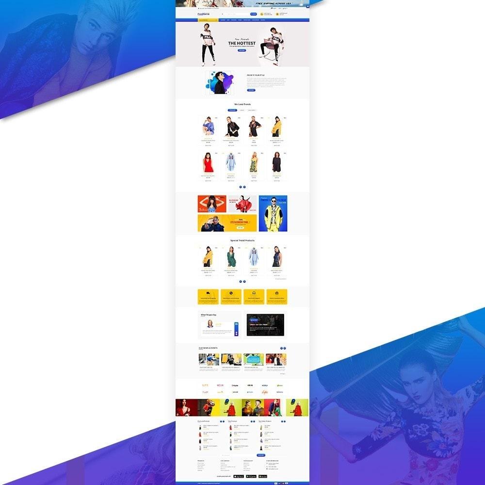 theme - Moda & Calzature - FasHene – Fashion Super Store v2 - 2