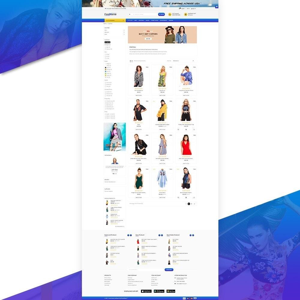 theme - Moda & Calzature - FasHene – Fashion Super Store v2 - 3