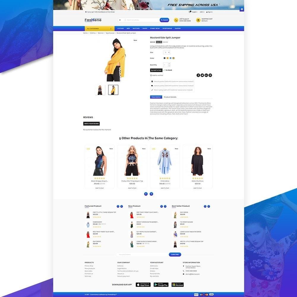 theme - Mode & Chaussures - FasHene – Fashion Super Store v2 - 4