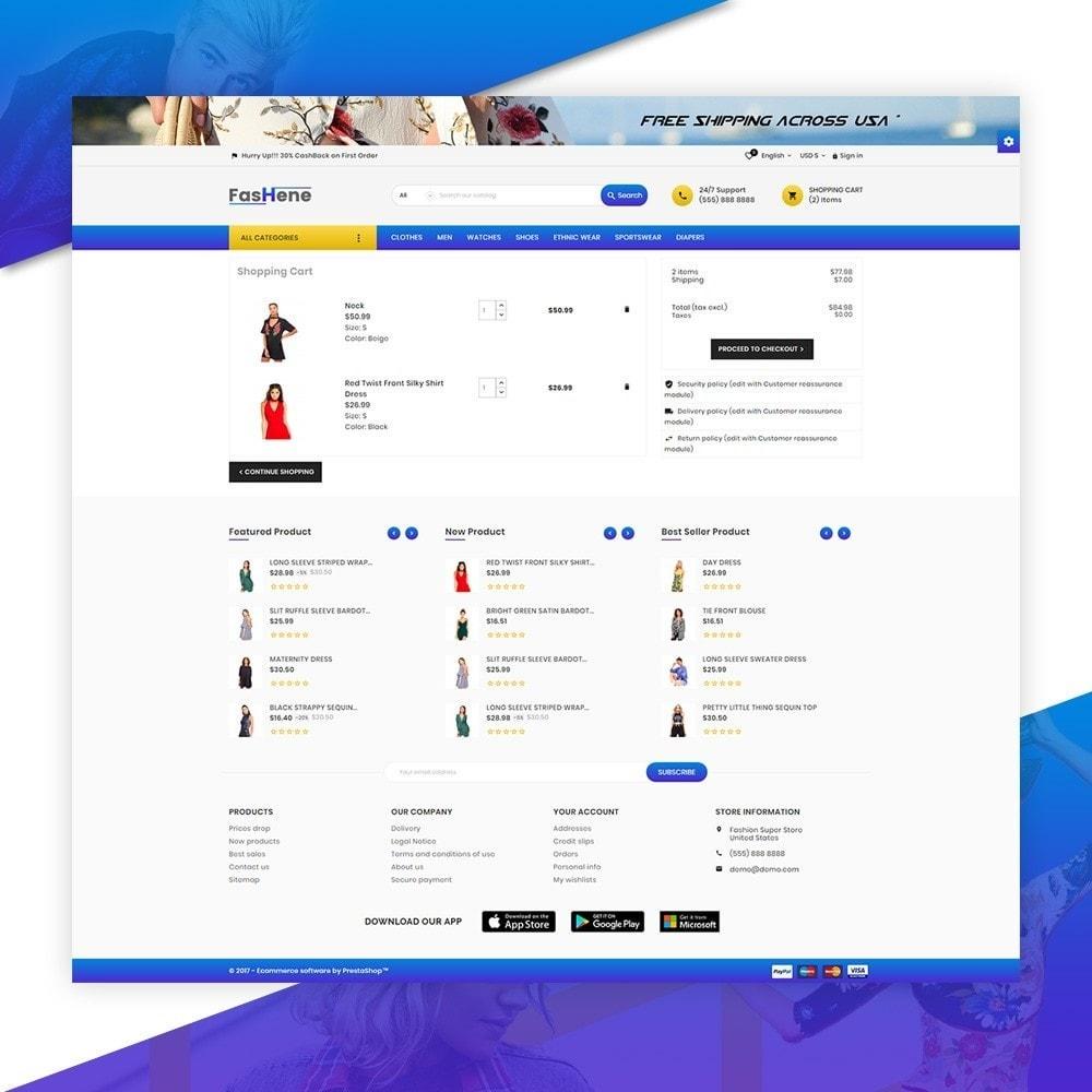 theme - Mode & Chaussures - FasHene – Fashion Super Store v2 - 5
