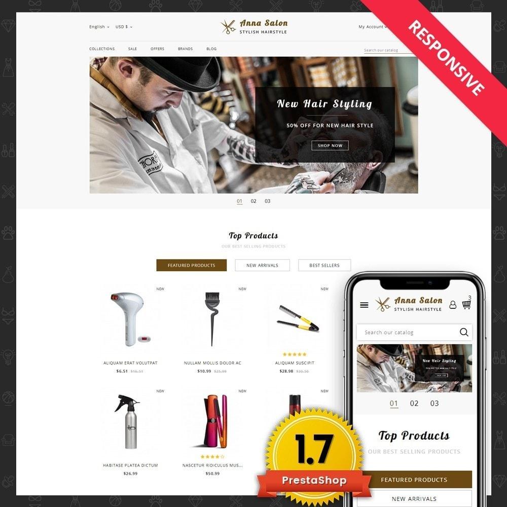 theme - Gezondheid & Schoonheid - Anna Salon Store - 1