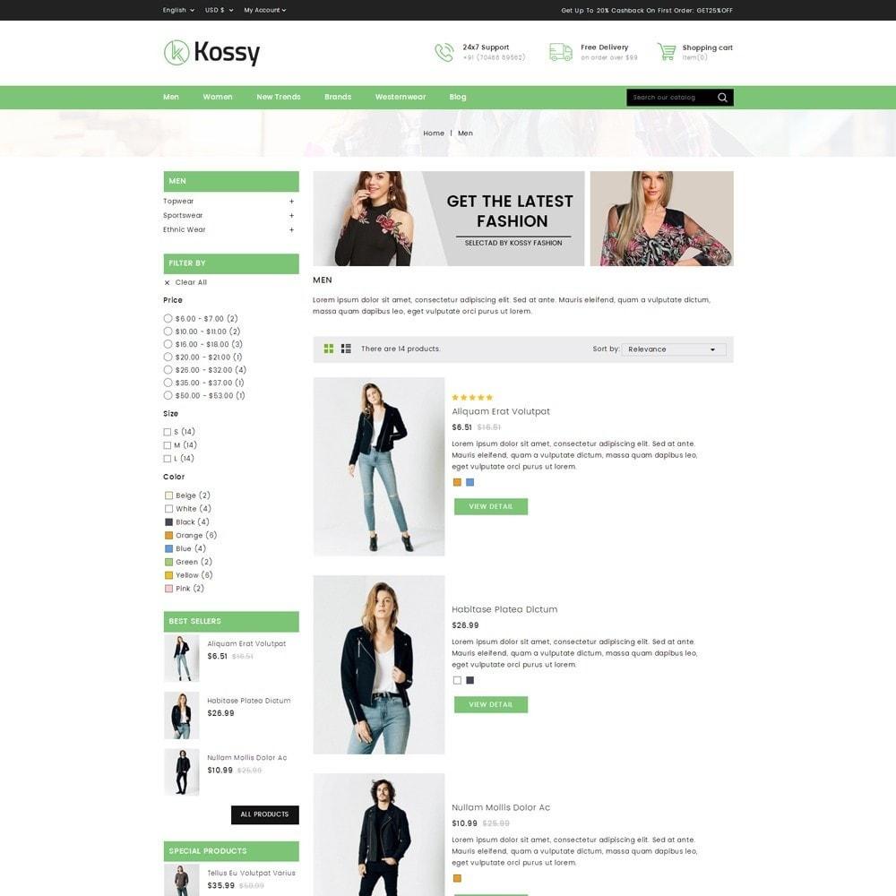 theme - Moda y Calzado - Kossy - Fashion Store - 4
