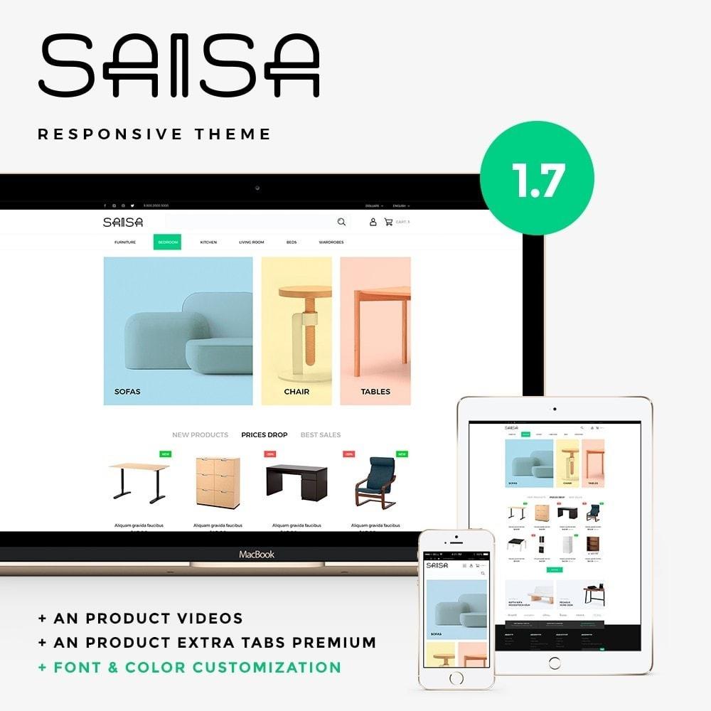 theme - Hogar y Jardín - Saisa - 1