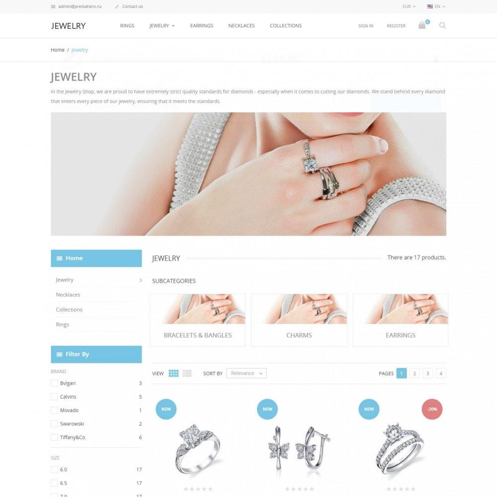 theme - Joalheria & Acessórios - Jewelry - Jóias - 4