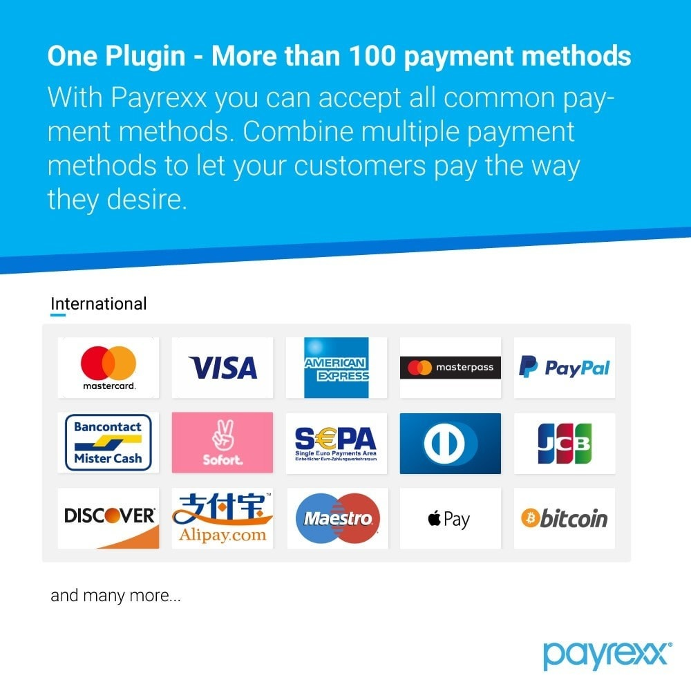 module - Payment by Card or Wallet - Payrexx Payment Gateway - 1