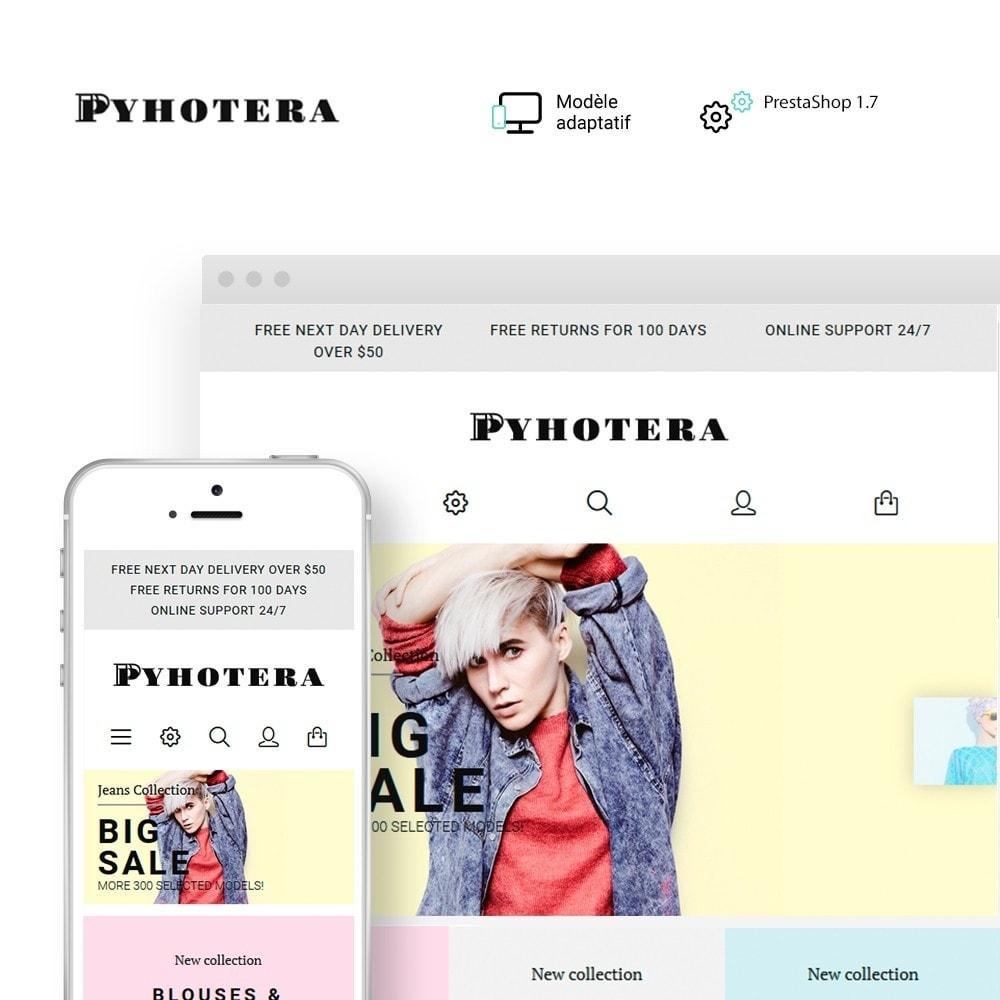 theme - Mode & Chaussures - Pyhotera - 2