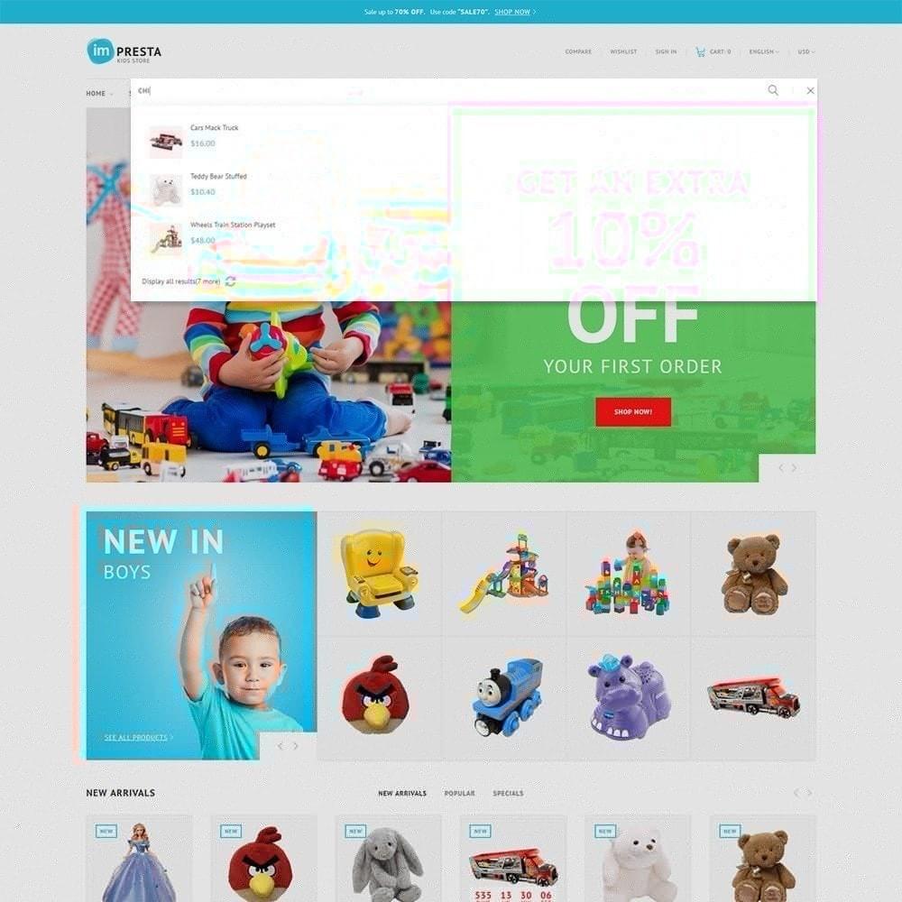 theme - Дети и Игрушки - Impresta - Kids Store - 7