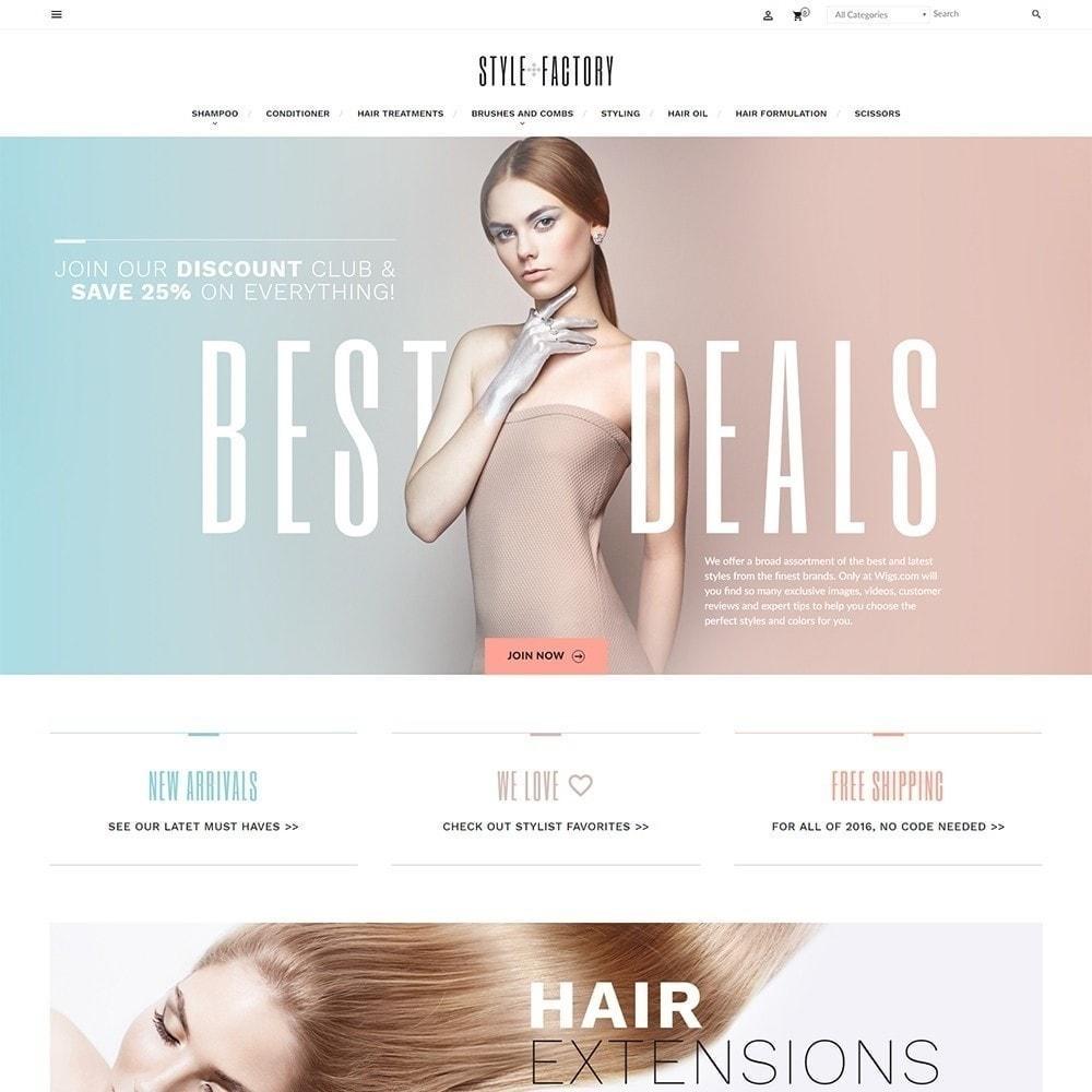 theme - Salute & Bellezza - StyleFactory - 3
