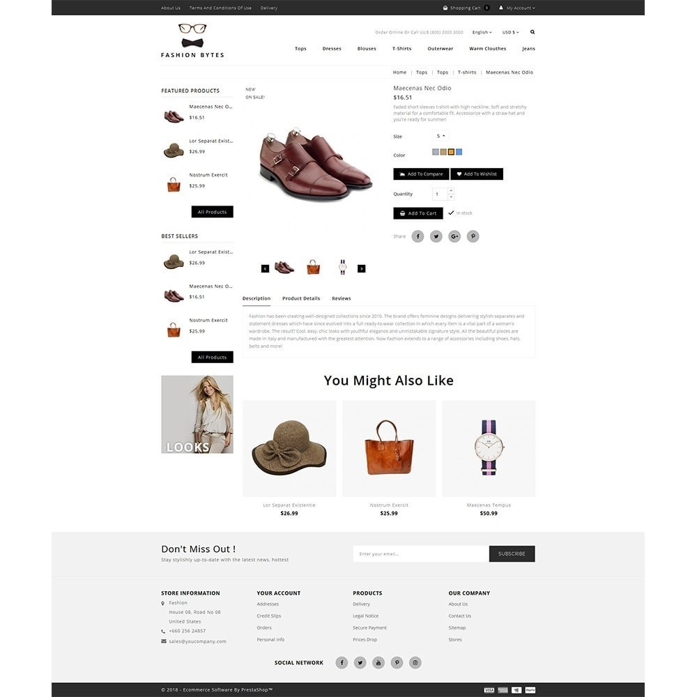 theme - Mode & Schoenen - Fashion Bytes Store - 5