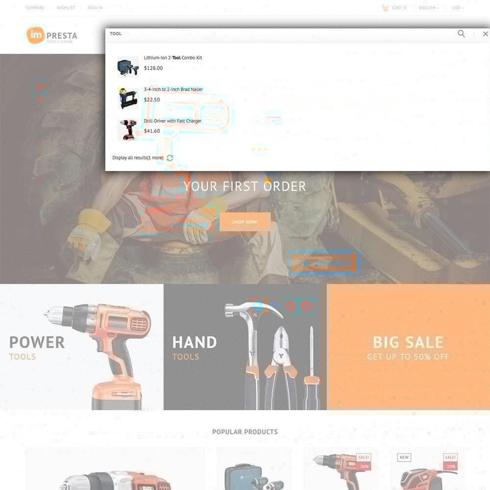theme - Casa & Giardino - Impresta Tools - 7
