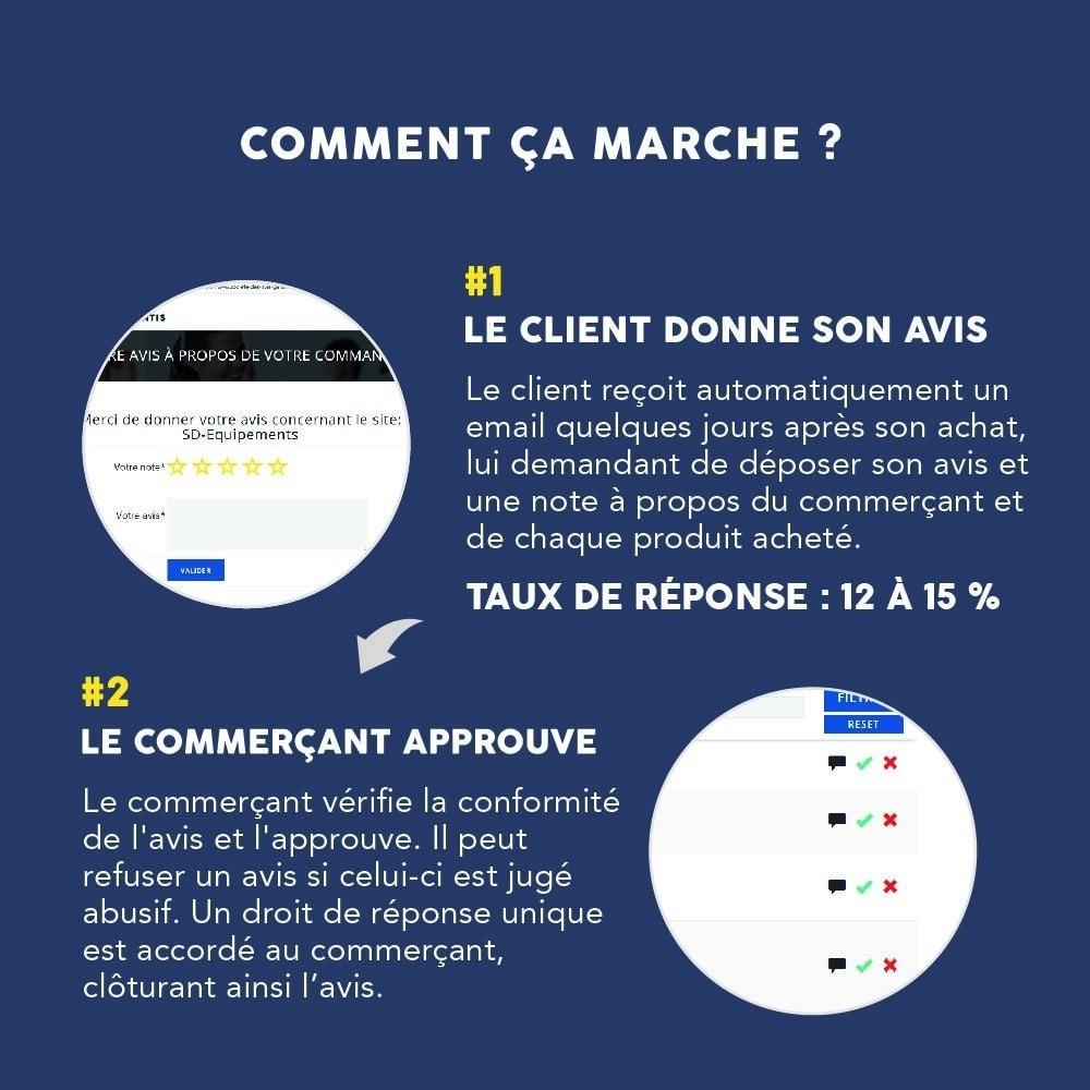 module - Avis clients - Avis clients - Société des Avis Garantis - 3