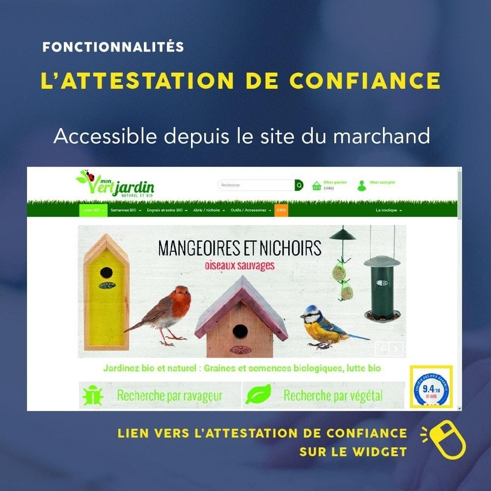 module - Avis clients - Avis clients - Société des Avis Garantis - 11