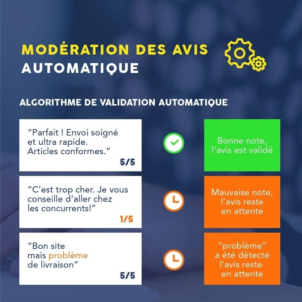 module - Avis clients - Avis clients - Société des Avis Garantis - 14