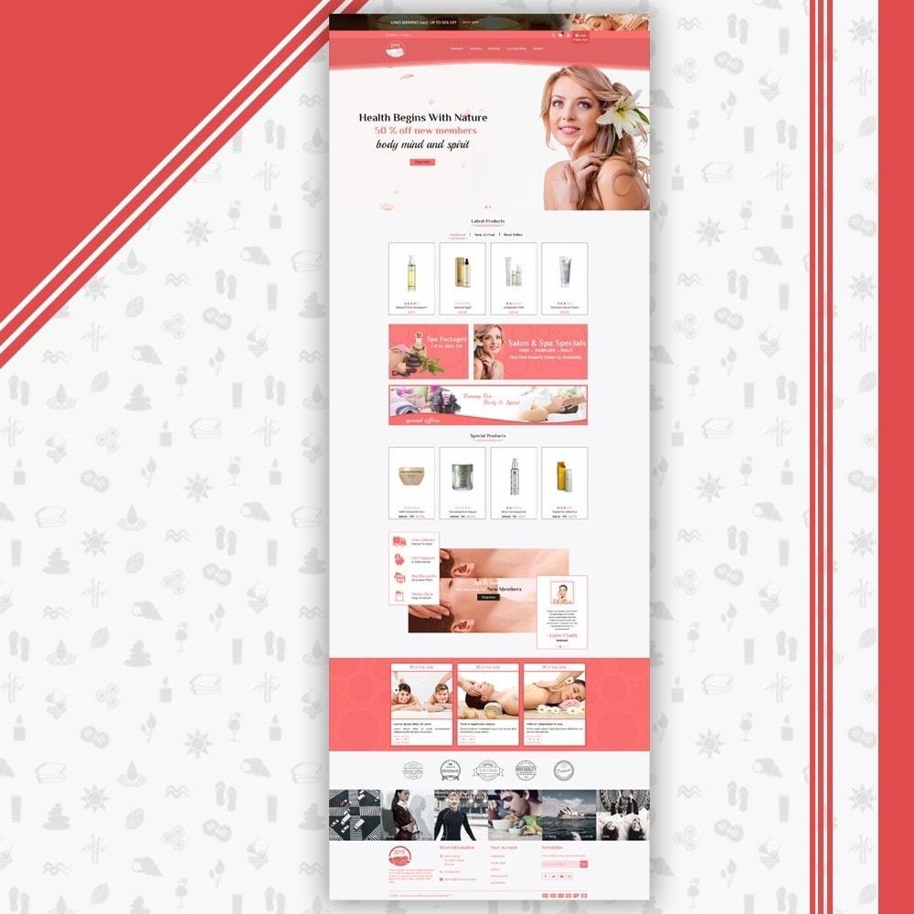 theme - Gezondheid & Schoonheid - Spa Shop - 2