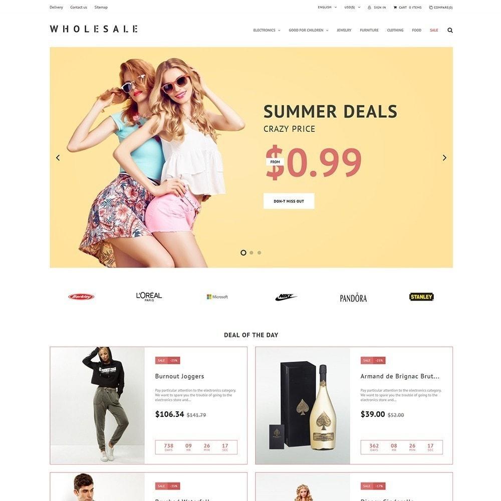 theme - Мода и обувь - Wholesale 1.7 - 3