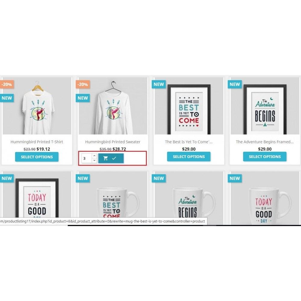 module - Combinaciones y Personalización de productos - Wholesale B2B Product Listing - 4