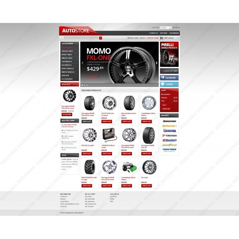 theme - Авто и Мото - Auto Store - 5