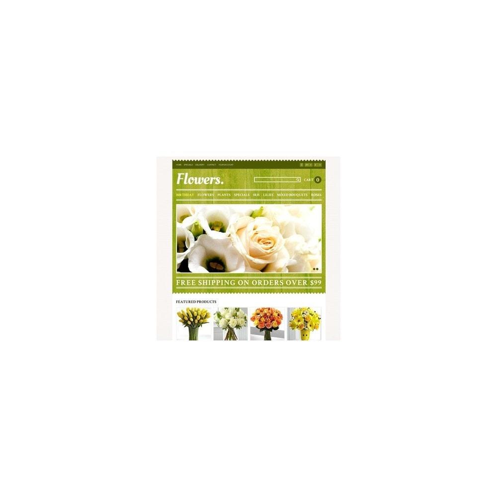 theme - Geschenke, Blumen & Feiern - Responsive Flowers Store - 2
