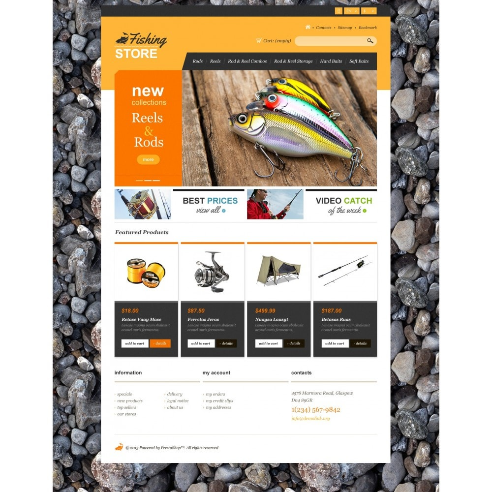 theme - Sports, Activities & Travel - Responsive Fishing Shop - 4