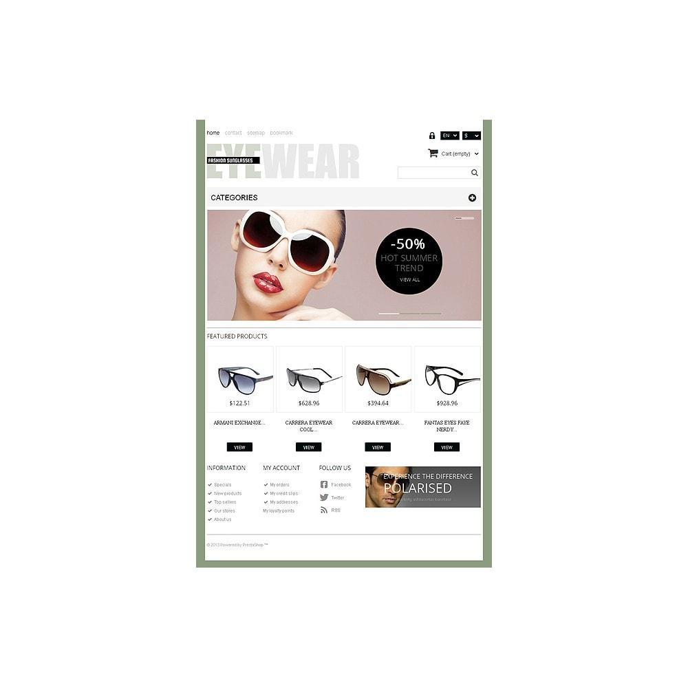 theme - Mode & Schoenen - Responsive Eyewear Store - 8