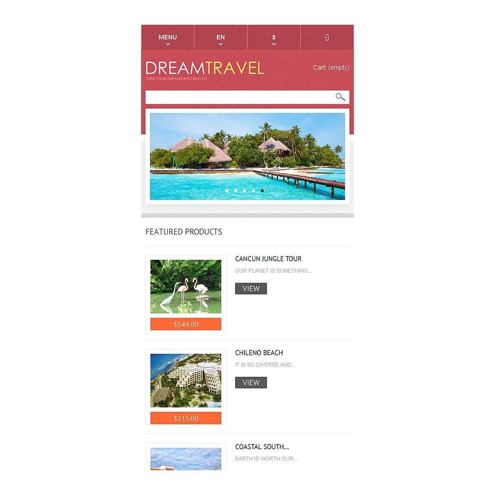 theme - Спорт и Путешествия - Dream Travel Store - 9