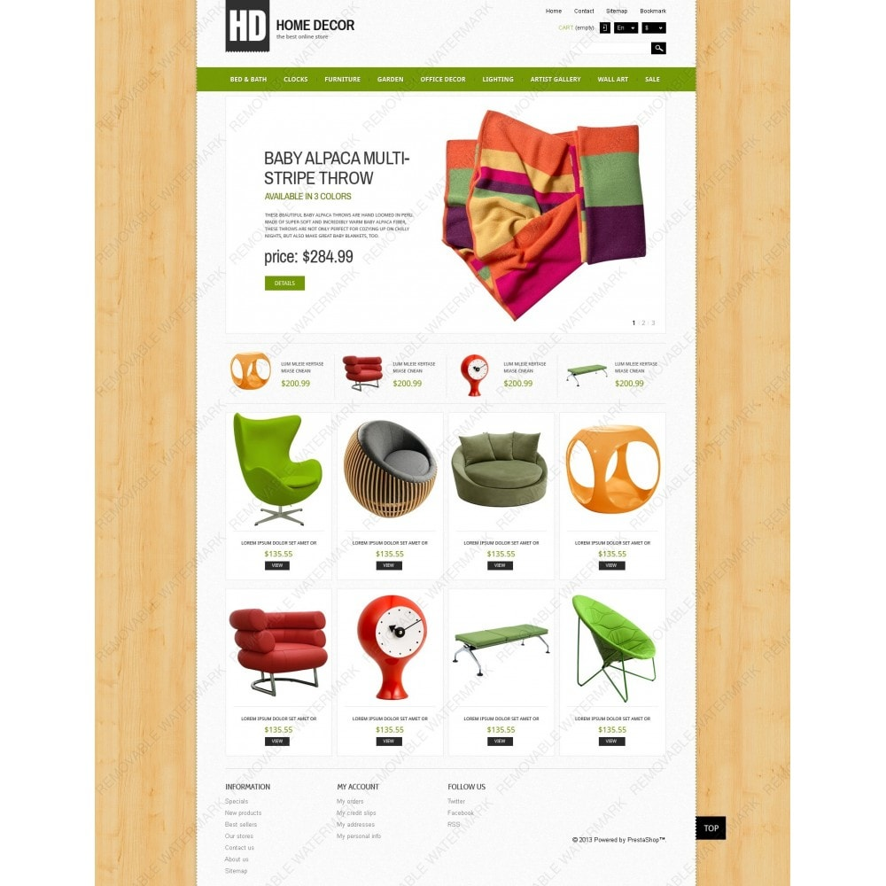 theme - Arte & Cultura - Responsive Home Decor Store - 6