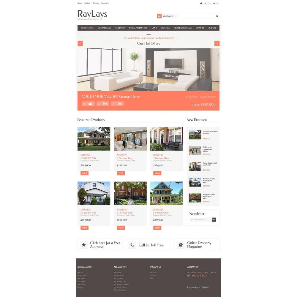 theme - Temas PrestaShop - Responsive Real Estate Store - 5