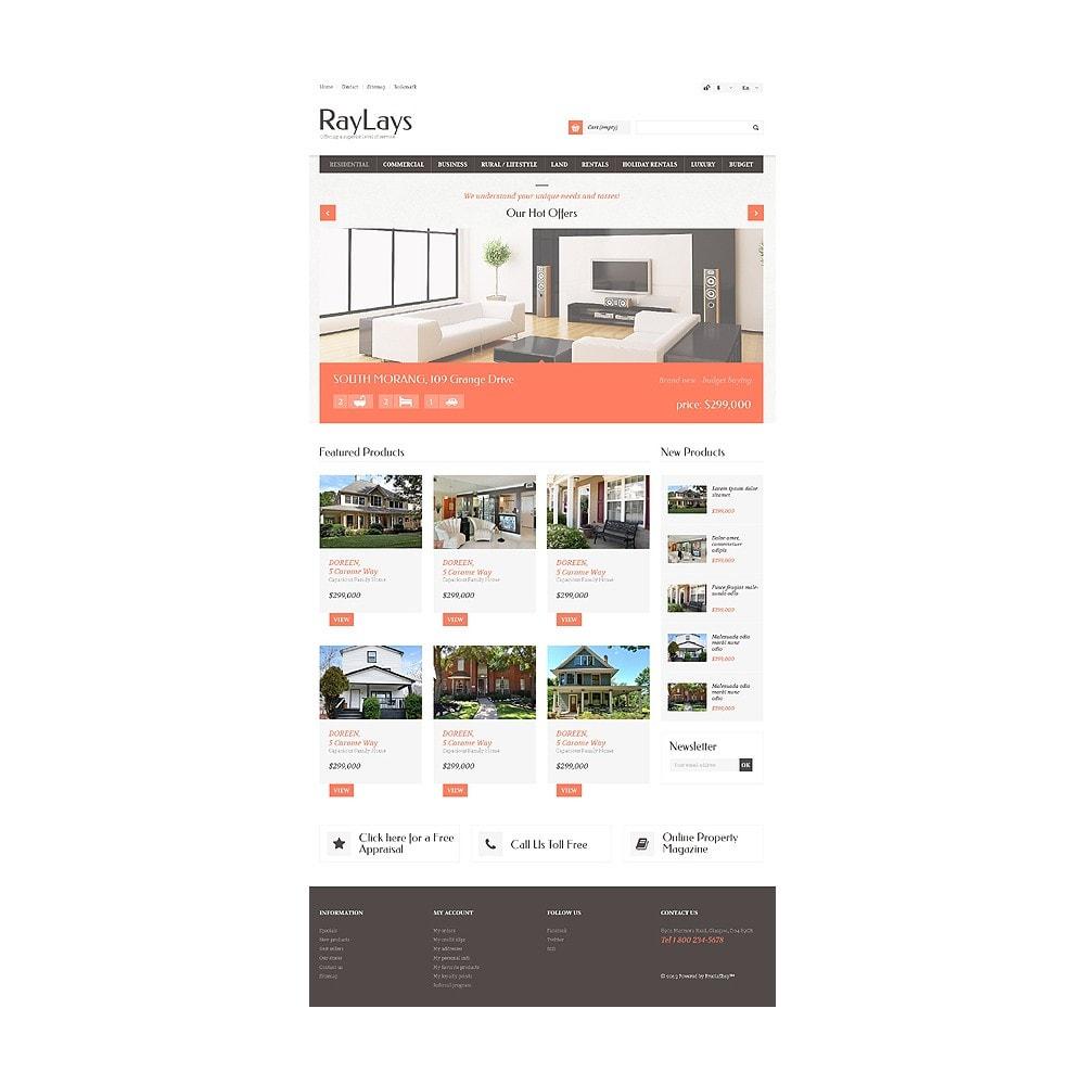 theme - Temas PrestaShop - Responsive Real Estate Store - 11