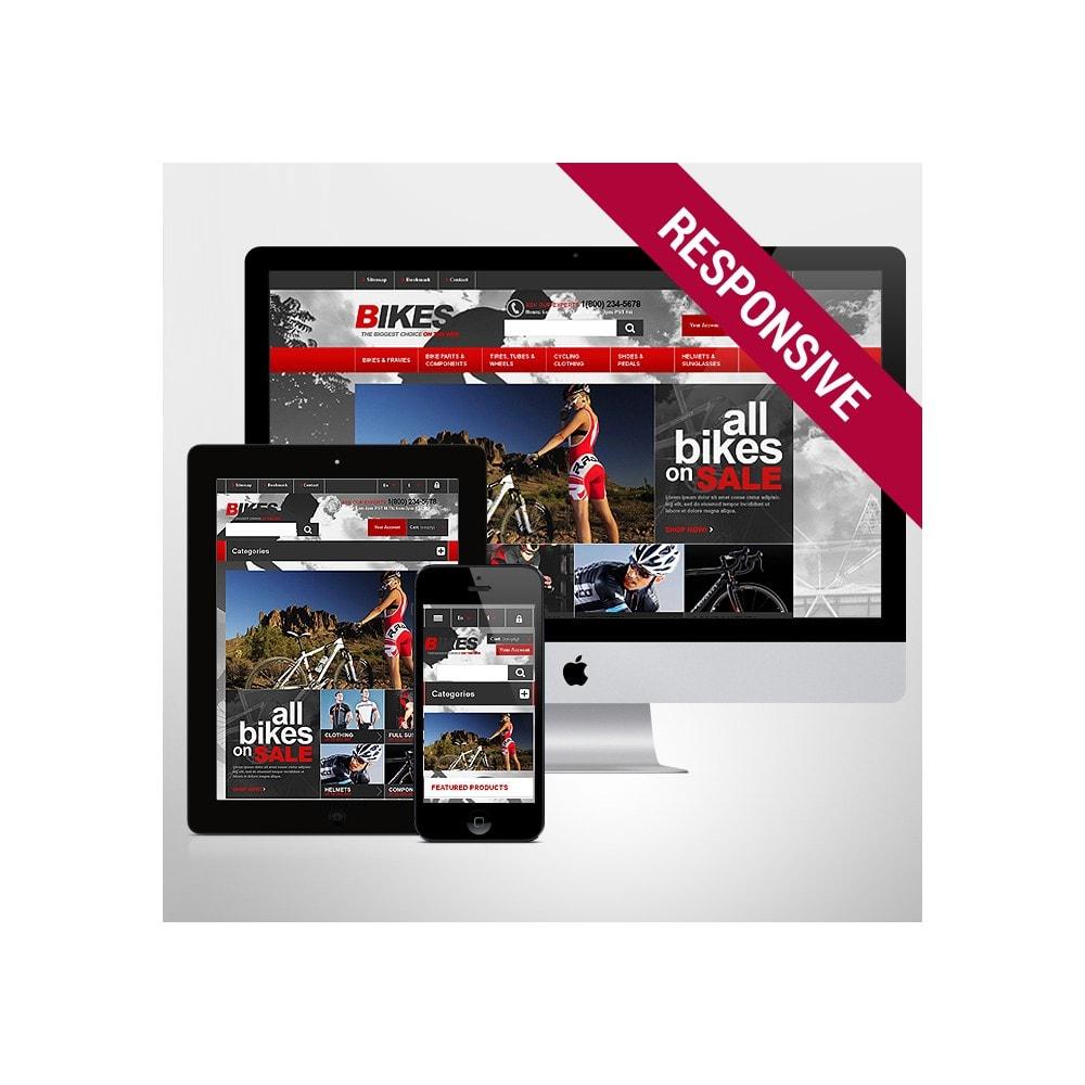 theme - Sport, Loisirs & Voyage - Responsive Bikes Store - 1