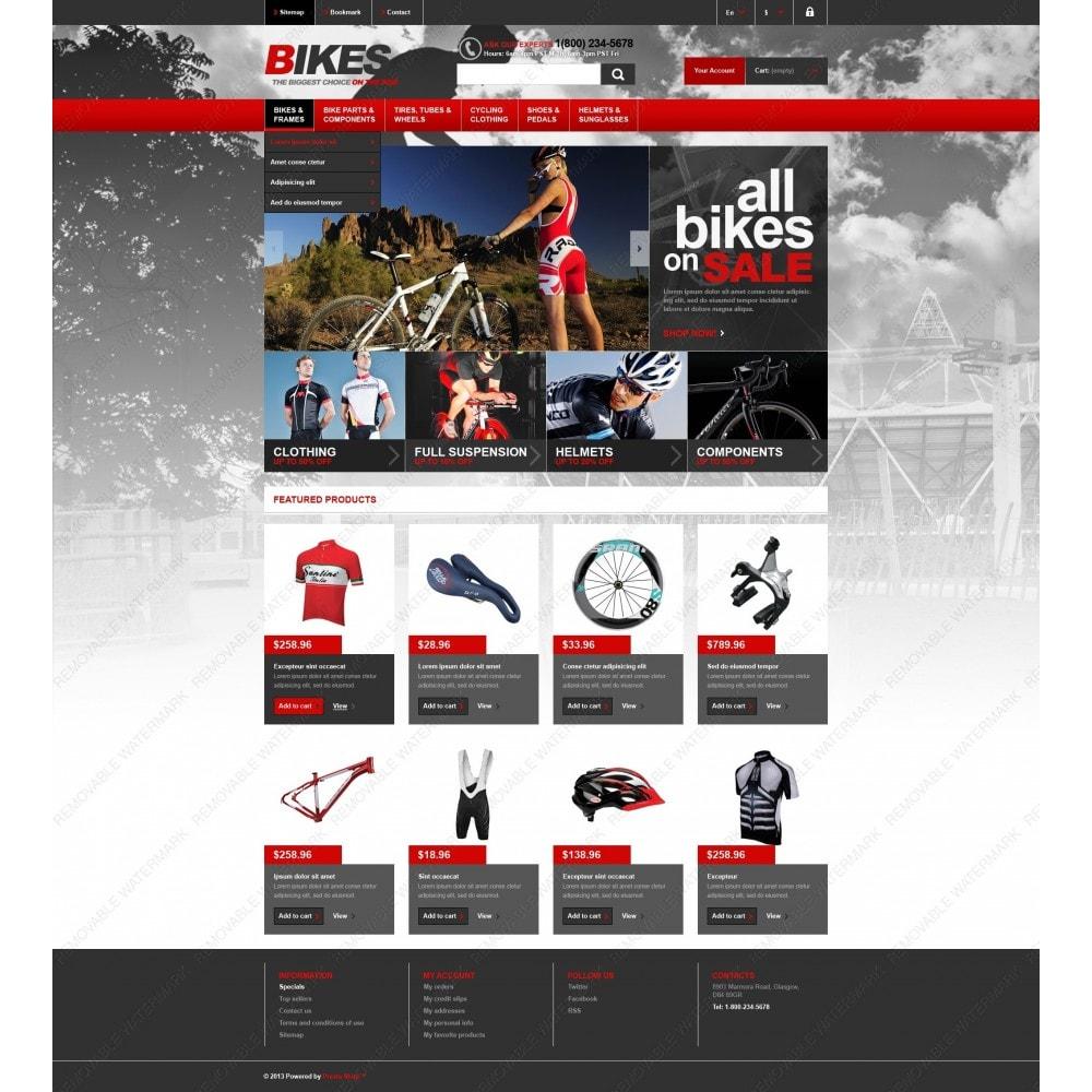 theme - Sports, Activities & Travel - Responsive Bikes Store - 6
