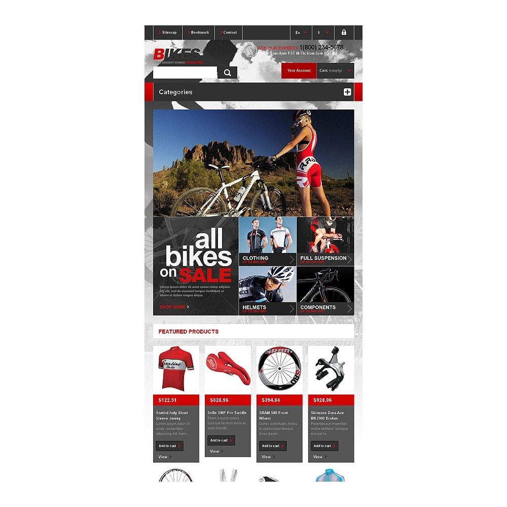 theme - Sports, Activities & Travel - Responsive Bikes Store - 8